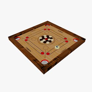 3D games billiard model
