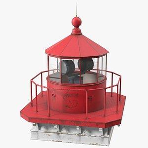 Lighthouse Top 3D model
