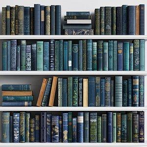 3D Classic Books 25