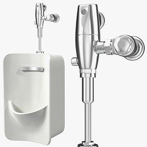 American Standard Greenbrook Top Spud Urinal model