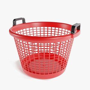 laundry hamper 3D