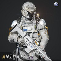 SCIFI - SPACE SOLDIER