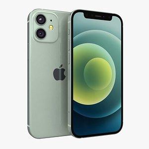 3D iphone 12 apple