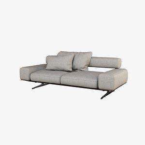 3D sofa v37 1 model
