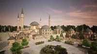 Hagia Sophia Ayasofya Turkey - 3D model