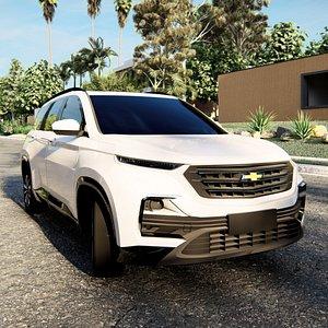 Chevrolet Captiva 2021 model