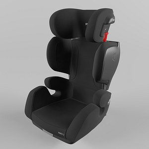 Recaro Mako 2 Children Car Seat Core Deep Black model