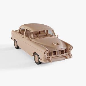 3D 1958 Holden FC Special Sedan