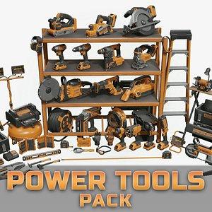 Power Tools Pack 3D model