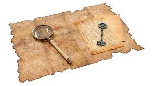ancient treasure hunter 3D
