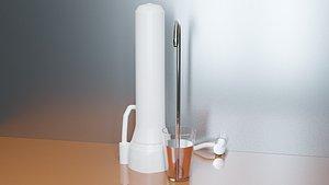 3D Rotoplas Water Filter