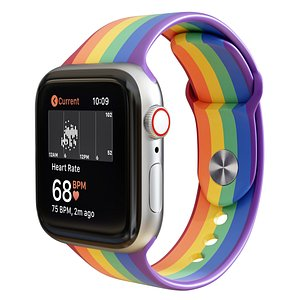 apple watch series 3D