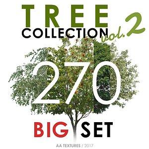 270 Tree Collection vol. 2 - BIG Set