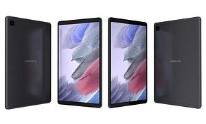Samsung Galaxy Tab A7 Lite Gray model