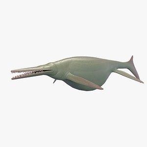 3D ichthyosaur giant