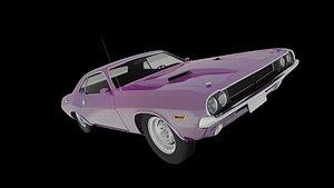 muscle car model