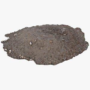 Dirt Pile 3D model