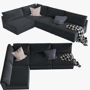 sofa 05 3d model