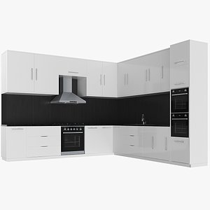 kitchen unit model