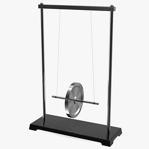 Maxwell Wheel Apparatus model