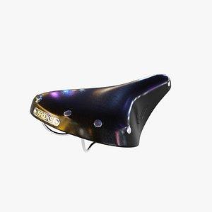 saddle brooks 3D model