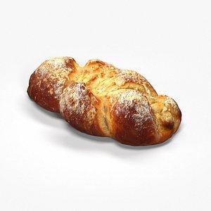 3D bread special jewish model