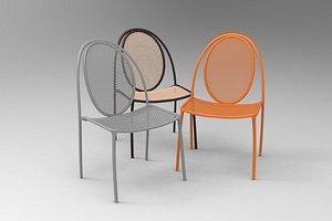 Remind Chair 3D