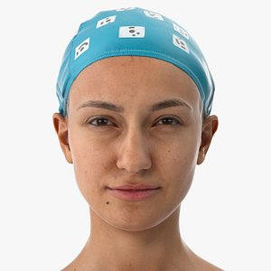 joy human head lid 3D model