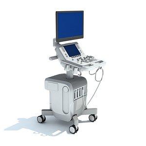 Ultrasound System Scanner 3D