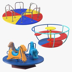 Merry Go Rounds Collection model