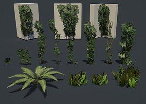 Vegetation 3D