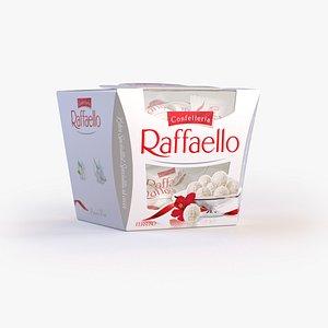 3D Raffaello pack
