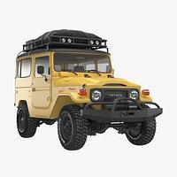 Toyota Land Cruiser FJ40 - Adventure