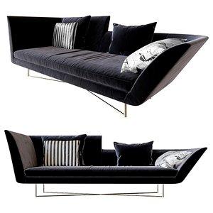 3D seat cushion