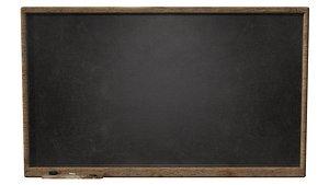 3D Slate Board model