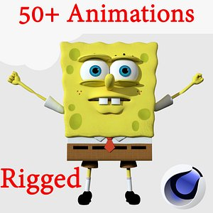 3D modeled animations