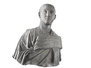 Renaissance Sculpture Masterpiece model