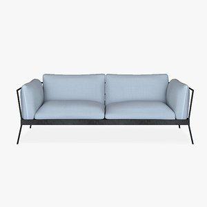 sofa seat 3D