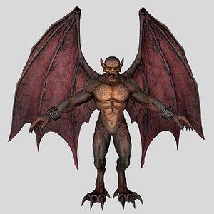 monster demon model