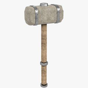 sledge hammer sledgehammer 3ds