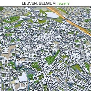 Leuven Belgium model