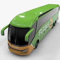 Shuttle Bus FLIXBUS L1244
