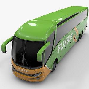 shuttle bus flixbus model