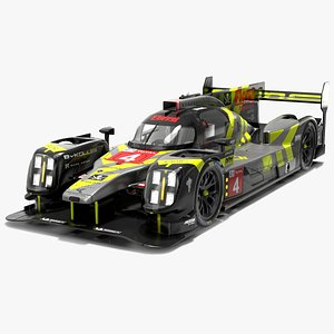 3D bykolles racing enso clm model