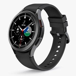 Samsung Galaxy Watch 4 Classic 3D