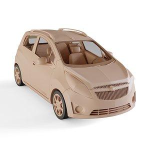 3D model chevrolet beat