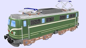 electric locomotive e 201 model
