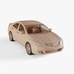 2009 Honda Accord 3D
