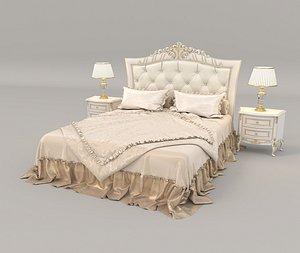European Style Bed 15 model