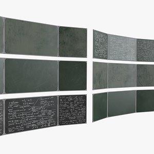 school blackboards model